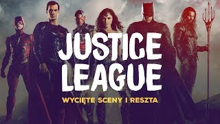 Porozmawiajmy jeszcze o Justice League... (spoilerowo)
