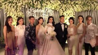 DVDA Diệp Lâm Anh rạng ngời trong ngày cưới cùng chồng doanh nhân Đức Phạm