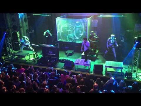 Starset - Monster Live in Chicago 1-21-17