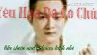 Yêu Hoa Đã Có Chu-Hứa Huy Thiên 1 Minutes