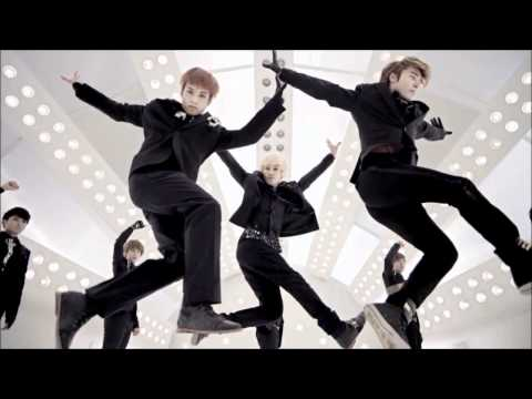 Super Junior - A-Cha (Dance Version) HD