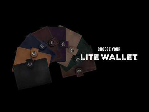 Ledlenser® Lite Wallet - Vintage Brown