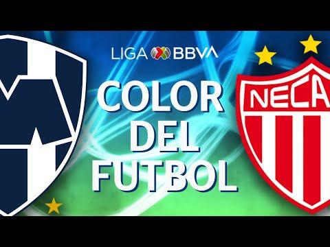 Color del Futbol | Monterrey vs Necaxa | Semifinales Ida - Liga BBVA MX