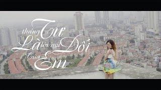 Tháng Tư Là Lời Nói Dối Của Em | Official Cover MV | Huyền Pk | Cô Gái Tháng Tư