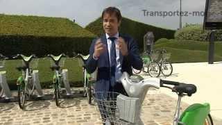 Essai vidéo du Vélib' électrique de JC Decaux