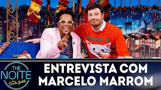 Mix Palestras | Marcelo Marrom no The Noite