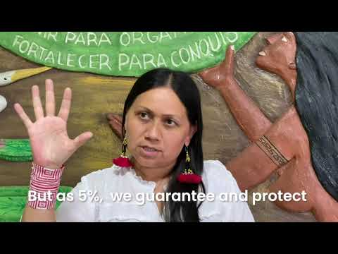 Fighting Amazon Deforestation with Indigenous Leadership