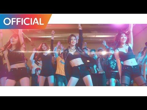 박기량 (Park Ki Ryang) - Hustle (Dance Ver.) MV