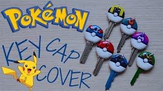 POKEMON Key Cap Cover   PAUADELL