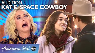 Gorgeous Couple STUNS with Their Audition - American Idol 2020
