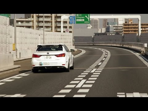 Toyota unveils self-driving car to be operational by 2020