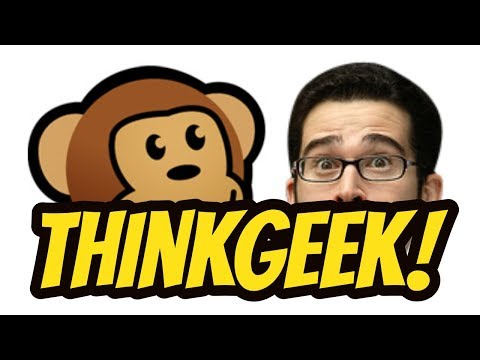 RIP ThinkGeek