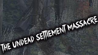 The Undead Settlement Massacre - Dark Souls 3 Trolling(w/PaleMan)