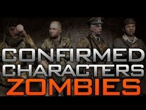 Black Ops 2 Zombies DLC 4 Old Characters RETURN - BO2 Storyline Secret - Nikolai - Dempsy - Takeo - Smashpipe Games