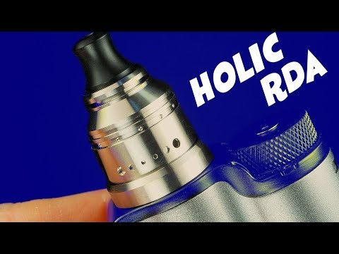 video Vapefly Holic 22mm Bf Mtl Rda