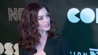 Anne Hathaway quit veganism during Matt Damon dinner   Daily Celebrity News   Splash TV