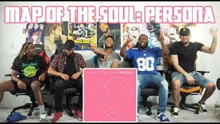 BTS - MAP OF THE SOUL: PERSONA Full Album Reaction/Review