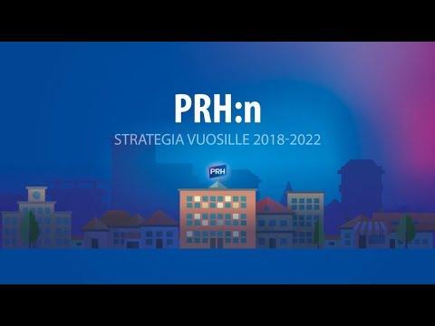 PRH:n strategia vuosille 2018-2022