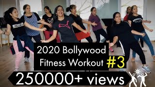 2020 Bollywood Dance Workout at Home Part 3 | 20 minutes Burn 200 - 300 calories
