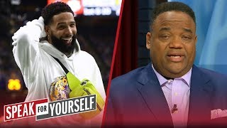 LSU & Browns should distance themselves from OBJ's influence — Whitlock | NFL | SPEAK FOR YOURSELF