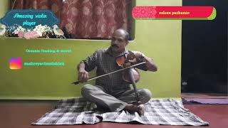 #violin #musician #artist #music South Indian violin player amazing performances for us