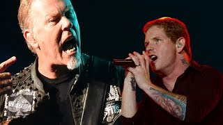 10 Bands Going Off Onstage (Metallica, Disturbed, Foo Fighters, and More) | Rock Feed