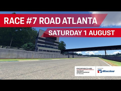 Porsche TAG Heuer Esports Supercup ? Race Week #7 Road Atlanta