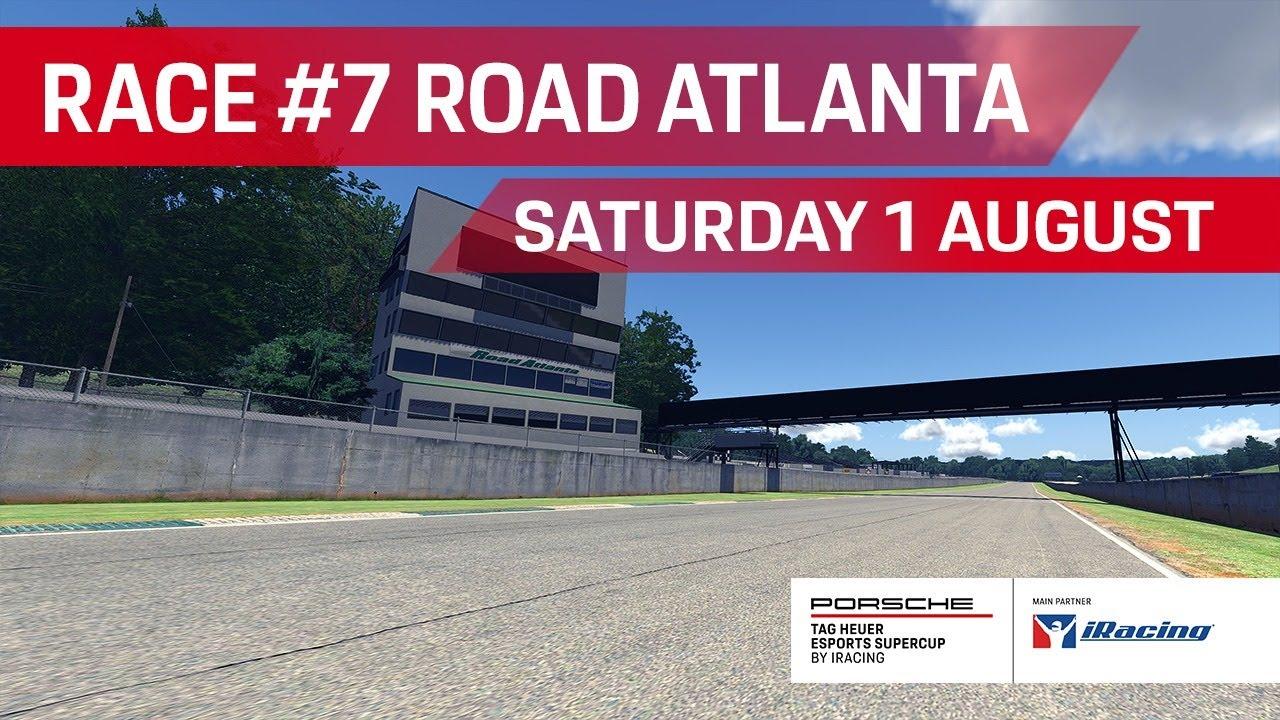 Carreras corta y larga en Road Atlanta