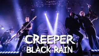 Creeper - Black Rain and Theatre of Fear Entrance - LIVE at Manchester Albert Hall 09/12/17