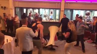 Riot at kickboxing event in Shannon