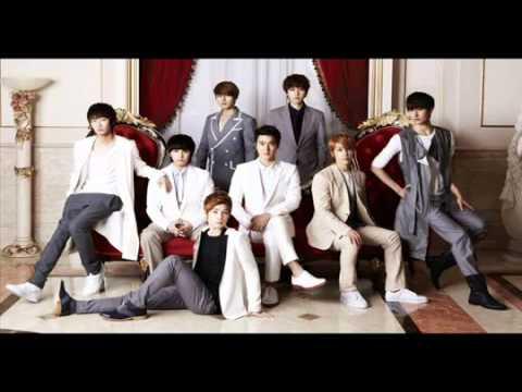 Super Junior M _ 命運線 (Japanese ver.)