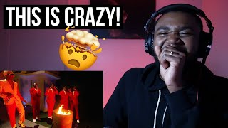 TYLER IS WILD! | Tyler, The Creator - EARFQUAKE / NEW MAGIC WAND (Live at the 2020 GRAMMYs)-REACTION