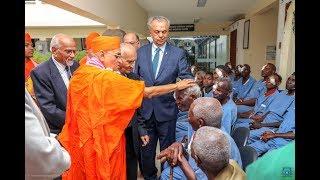 Donation to Lions Sight First Eye Hospital Nairobi 2019