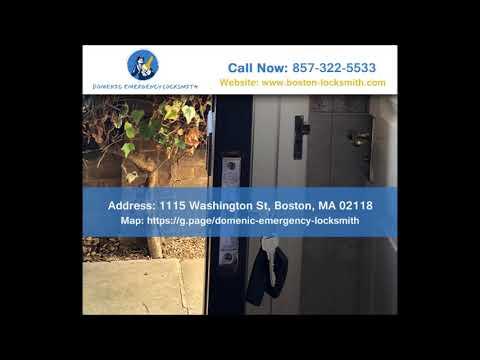 Domenic Emergency Locksmith | Locksmith Boston