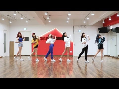 GFRIEND (여자친구) - 여름여름해 (Sunny Summer) Dance Practice (Mirrored)