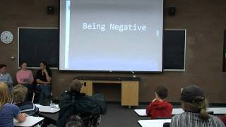 Go Ahead! Make Me Laugh: The Basics of Comedy Improvisation - Asst. Professor Jenna Neilsen