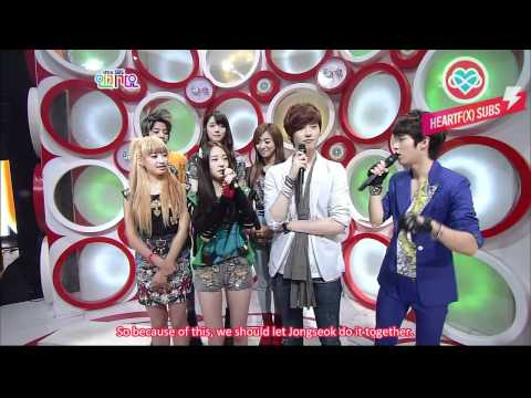 [HeartfxSubs] 120617 SBS Inkigayo Interview - f(x) (ENG)