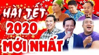 Hài Tết 2019 | Phim Hài Quang Tèo, Quang Thắng, Hiếu Hiền, Long Đẹp Trai Mới Nhất - Cười Vỡ Bụng