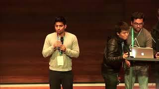 ICO: GoNetwork: Pocket - Winner of ETHWaterloo - World's Largest Ethereum Hackathon!