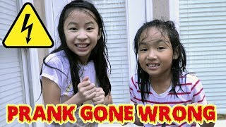 PRANK My Sister And It GONE WRONG - Pause Challenge