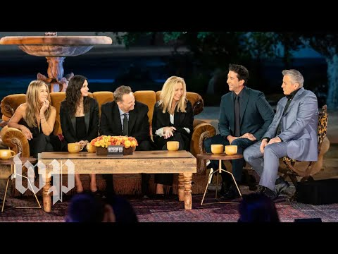 """4 can't-miss moments from the """"Friends"""" reunion"""