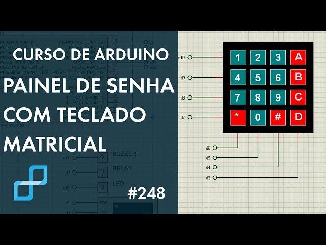 SOFTWARE PARA PAINEL DE SENHA PROFISSIONAL! | Curso de Arduino #248