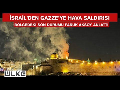 Mescid-i Aksa yanıyor, tüm dünya susuyor!