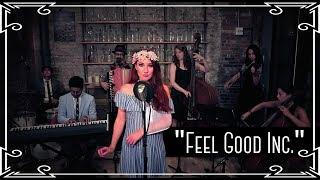 """""""Feel Good Inc."""" (Gorillaz) Waltz Cover by Robyn Adele Anderson"""