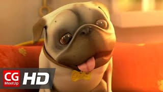 "CGI 3D Animation Short Film HD ""DUSTIN"" by Michael Fritzsche 