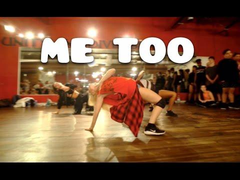 ME TOO by @Meghan_Trainor | Choreography by @nikakljun