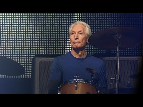 Charlie Watts morre aos 80 anos | AFP
