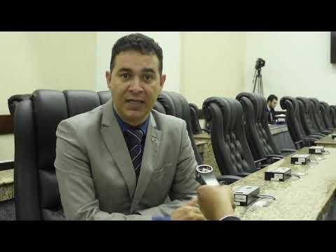 Entrevista com o vereador Marcos Lima (Patriota)