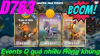 Dragon mania legends Boss Đảo Rồng Huyền Thoại ngày 763 / Devine Event bắt đầu