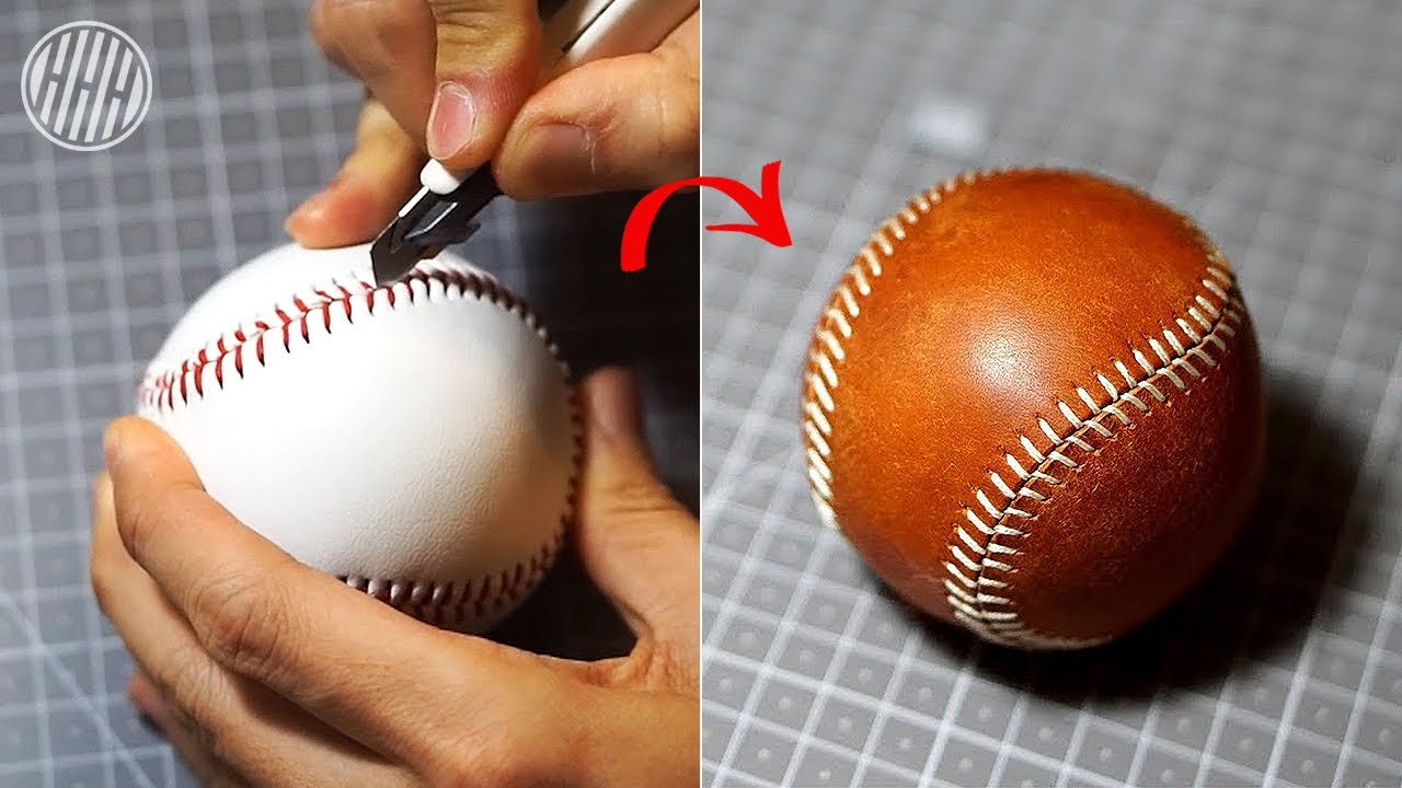Leather Craft Replacing Baseball Leather Cover Free Pdf